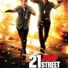 21 Jump Street Intl Original Movie Poster Double Sided 27 X40