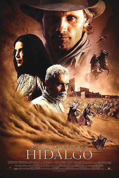 Hidalgo Intl Original Movie Poster Double Sided 27x40