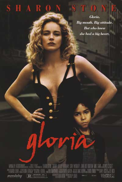 Gloria Orignal Movie Poster Double Sided 27x40