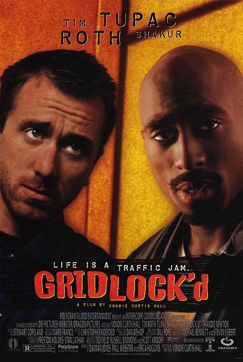 Gridlock'd Regular Original Movie Poster Double Sided 27x40