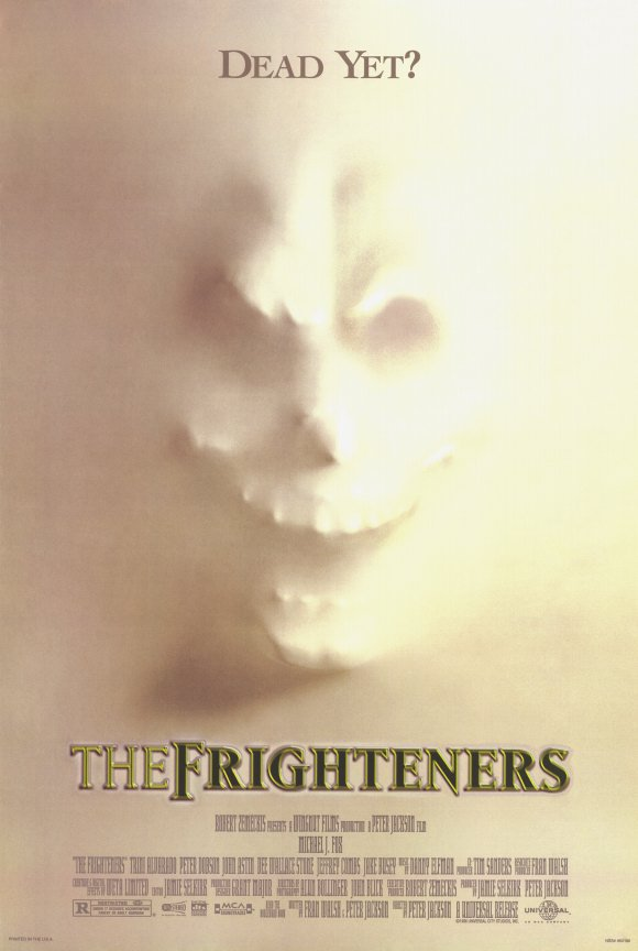 The Frighteners Original Movie Poster Double Sided 27x40