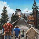 Hotel Transylvania Advance Original Movie Poster Double Sided 27 X40