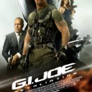 G.I. Joe : Retaliation Intl A Original Movie Poster Double Sided 27 X40