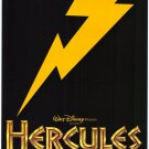 Hercules Advance Black Original Movie Poster Double Sided 27x40
