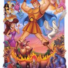 Hercules  Regular  Original Movie Poster Double Sided 27x40