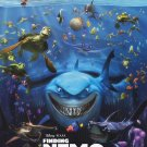 Finding Nemo in 3D In Cinema Original Movie Poster Double Sided 27x40