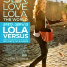 Lola Versus Original Movie Poster Double Sided 27 X40