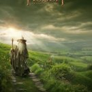 Hobbit : An Unexpected Journey Advance Original Movie Poster Double Sided 27x40