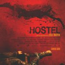 Hostel Version C Original Movie Poster Double Sided 27x40