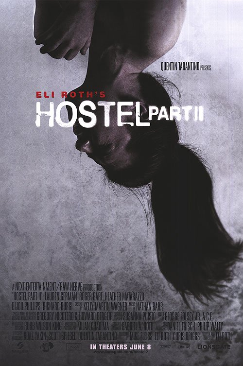 Hosterl II  Original Movie Poster Single Sided 27x40