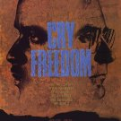 Cry Freedom Original Movie Poster Single Sided 27 X40