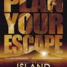 Island (Mc Gregor) Original Movie Poster Double Sided 27x40