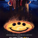 Evolution Regular Original Movie Poster Double Sided 27x40