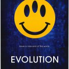 Evolution Advance Original Movie Poster Singe Sided 27x40