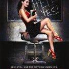 Jennifer's Body Original Movie Poster Double Sided 27x40