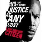 Law Abiding Citizen (J. Foxx) Original Movie Poster Double Sided 27x40