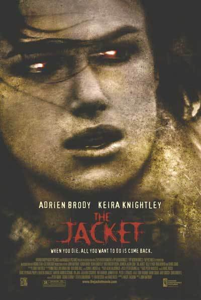 Jacket Original Movie Poster Singe Sided 27x40