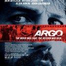 Argo Original Movie Poster Double Sided 27 X40