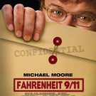 Farenheit 9/11 Original Movie Poster Single Sided 27x40