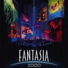 Fantasia 2000 Original Movie Poster Double Sided 27x40