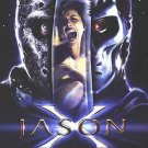 Jason X Original Movie Poster Single Sided 27x40