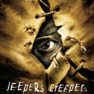 Jeepers Creepers  Original Movie Poster Single Sided 27x40