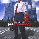 Joe Somebody Original Movie Poster Single Sided 27x40