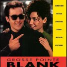 Grosse Pointe Blank  Original Movie Poster Single Sided 27x40