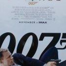 Skyfall Regular November Imax  Original Movie Poster Double Sided 27 X40