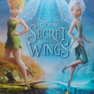 Secret Of The Wings Dvd Poster  Original Movie Poster Single Sided 27 X40