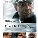 Flight  Original Movie Poster Double Sided 27 X40