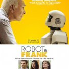Robot & Frank  Original Movie Poster Double Sided 27 X40