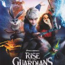 Rise Of The Guardians Final Movie Original Movie Poster Double Sided 27 X40