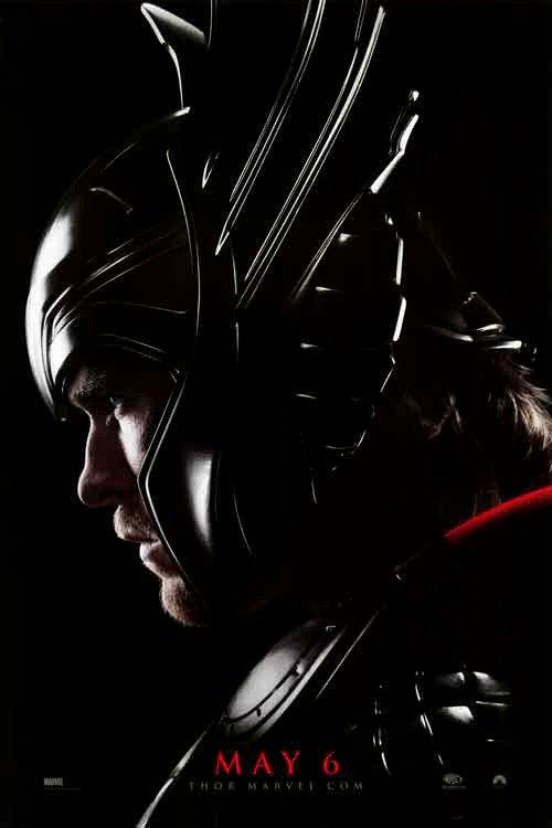 Thor Thor Original Movie Poster Single Sided 27 X40