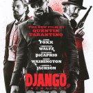 Django Intl B Original Movie Poster Double Sided 27x40