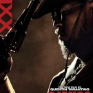 Django Unchained : Jamie Foxx Original Movie Poster Double Sided 27x40
