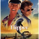 Flipper Original Movie Poster  Double Sided 27 X40