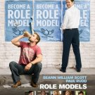 Role Models Regular  Original Movie Poster  Double Sided 27 X40