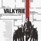 Valkyrie Original Movie Poster  Double Sided 27 X40