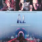 Artificial Intelligence Original Movie Poster Double Sided 27x40