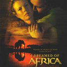 I Dreamed Of Africa Original Movie Poster Double Sided 27x40