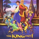 King and I  Original Movie Poster Single Sided 27x40