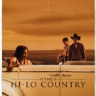 Hi-Lo Country Original Movie Poster Single Sided 27x40