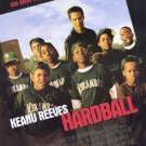 Hardball Original Movie Poster Double Sided 27x40