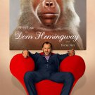 Don Hemingway Original Movie Poster Double Sided 27x40