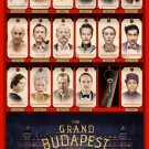 Grand Budapest Final  Original Movie Poster Double Sided 27x40