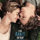 Fault In Our Stars Advance  Original Movie Poster Double Sided 27x40