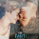 Fault In Our Stars Intl  Original Movie Poster Double Sided 27x40