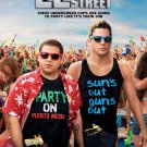 22 Jump Street Intl Original Movie Poster Double Sided 27x40
