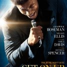 Get On Up Original Movie Poster Double Sided 27x40
